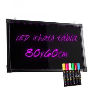 írható LED-es tábla