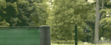 kerítés árnyékoló háló