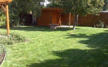 kertépítés ára