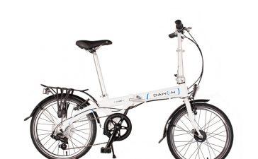 összecsukható bicikli