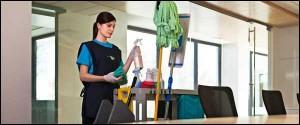 Iroda takarításra