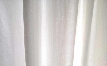 vitrázs függöny